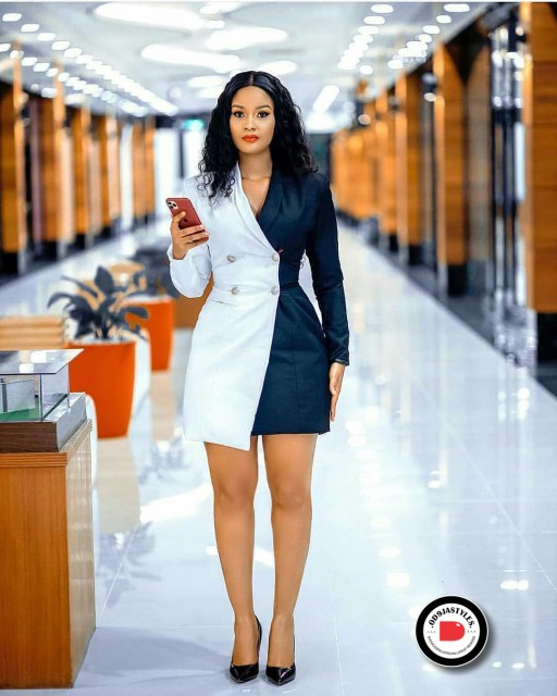 Classy and Casual Work Outfits For Hitting the Office in Style work outfits - Classy and Casual Work Outfits For Hitting the Office in Style 17 512x640 - 45 Classy and Casual Work Outfits For Hitting the Office in Style