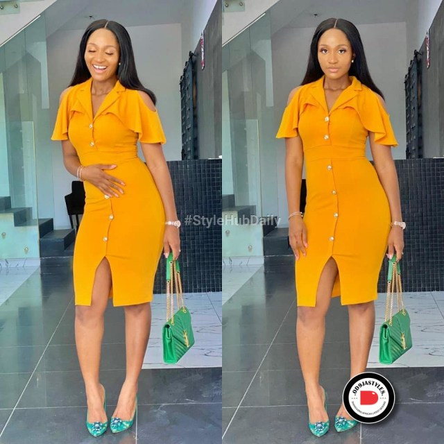 Classy and Casual Work Outfits For Hitting the Office in Style work outfits - Classy and Casual Work Outfits For Hitting the Office in Style 2 640x640 - 45 Classy and Casual Work Outfits For Hitting the Office in Style
