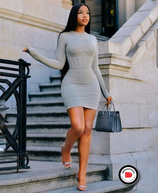 Classy and Casual Work Outfits For Hitting the Office in Style work outfits - Classy and Casual Work Outfits For Hitting the Office in Style 24 524x640 - 45 Classy and Casual Work Outfits For Hitting the Office in Style
