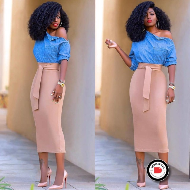 Classy and Casual Work Outfits For Hitting the Office in Style work outfits - Classy and Casual Work Outfits For Hitting the Office in Style 4 640x640 - 45 Classy and Casual Work Outfits For Hitting the Office in Style