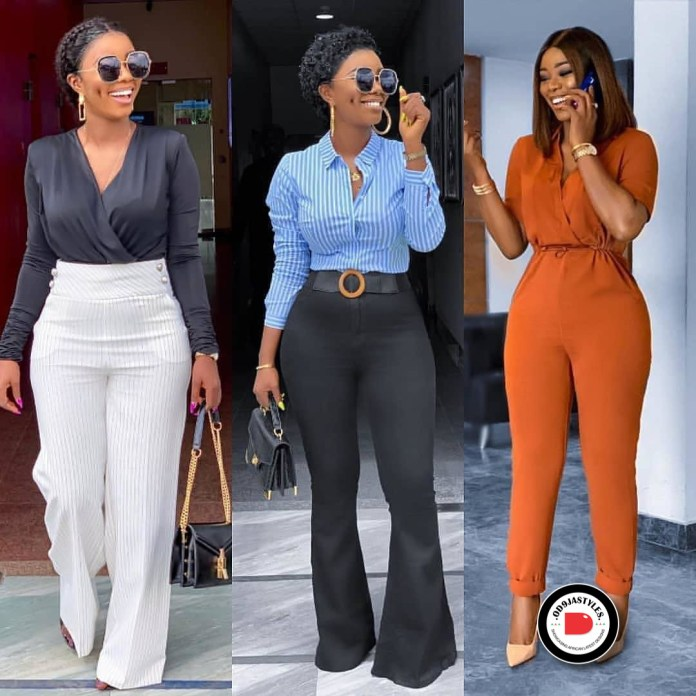 Classy and Casual Work Outfits For Hitting the Office in Style