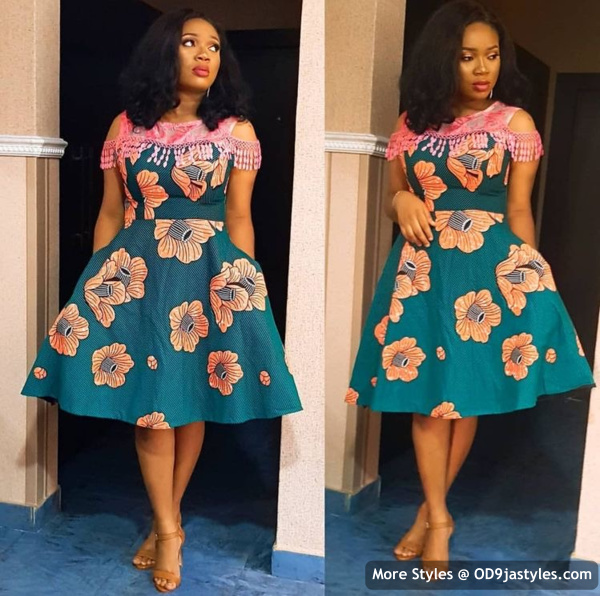 Well Made Ankara Dresses well made ankara dresses - Well Made Ankara Dresses 16 - 45 IMAGES: Well Made Ankara Dresses That Will Inspire You – African Fashion Outfits