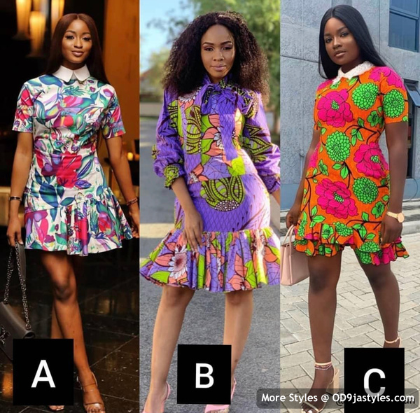 Well Made Ankara Dresses well made ankara dresses - Well Made Ankara Dresses 18 - 45 IMAGES: Well Made Ankara Dresses That Will Inspire You – African Fashion Outfits