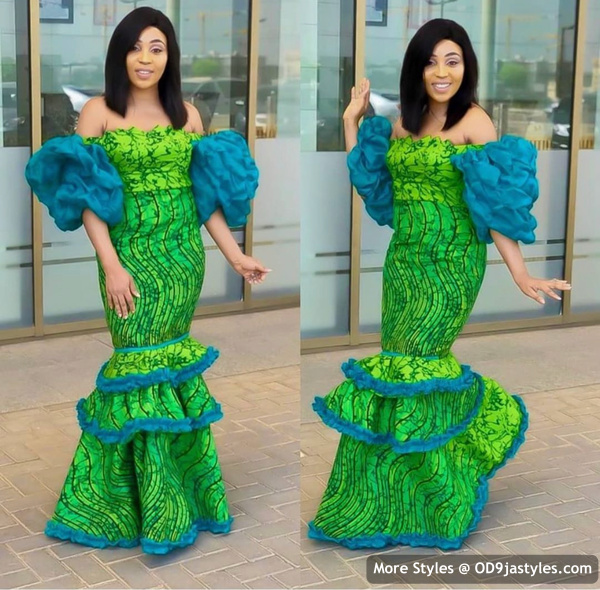 Well Made Ankara Dresses well made ankara dresses - Well Made Ankara Dresses 20 - 45 IMAGES: Well Made Ankara Dresses That Will Inspire You – African Fashion Outfits