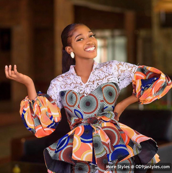 Well Made Ankara Dresses well made ankara dresses - Well Made Ankara Dresses 23 - 45 IMAGES: Well Made Ankara Dresses That Will Inspire You – African Fashion Outfits