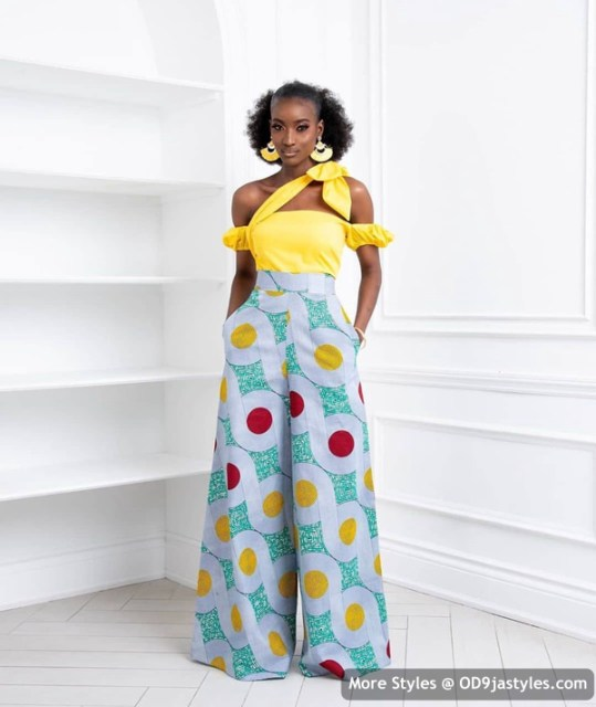 Well Made Ankara Dresses well made ankara dresses - Well Made Ankara Dresses 24 539x640 - 45 IMAGES: Well Made Ankara Dresses That Will Inspire You – African Fashion Outfits