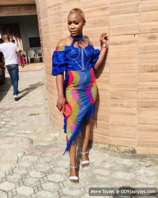 Well Made Ankara Dresses well made ankara dresses - Well Made Ankara Dresses 3 512x640 - 45 IMAGES: Well Made Ankara Dresses That Will Inspire You – African Fashion Outfits