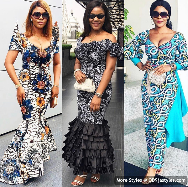 Well Made Ankara Dresses well made ankara dresses - Well Made Ankara Dresses 35 - 45 IMAGES: Well Made Ankara Dresses That Will Inspire You – African Fashion Outfits