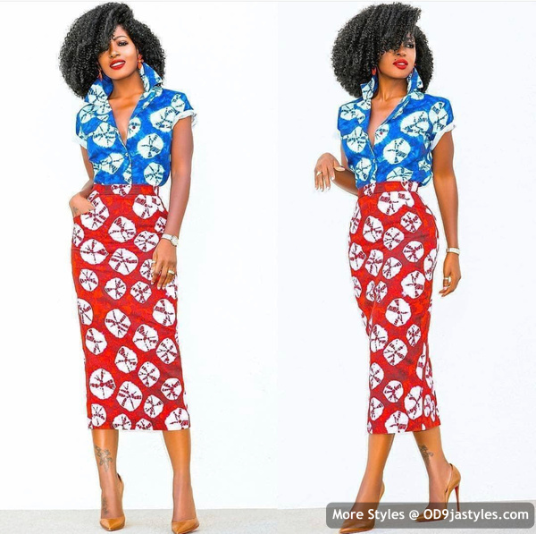 Well Made Ankara Dresses well made ankara dresses - Well Made Ankara Dresses 36 - 45 IMAGES: Well Made Ankara Dresses That Will Inspire You – African Fashion Outfits