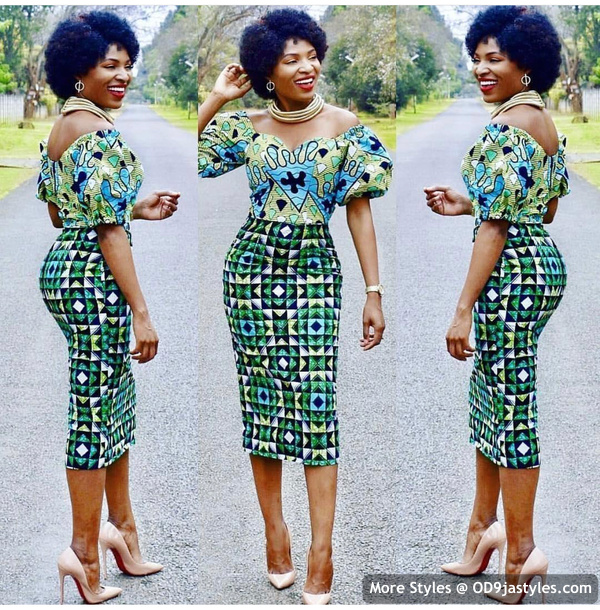 Well Made Ankara Dresses well made ankara dresses - Well Made Ankara Dresses 37 - 45 IMAGES: Well Made Ankara Dresses That Will Inspire You – African Fashion Outfits