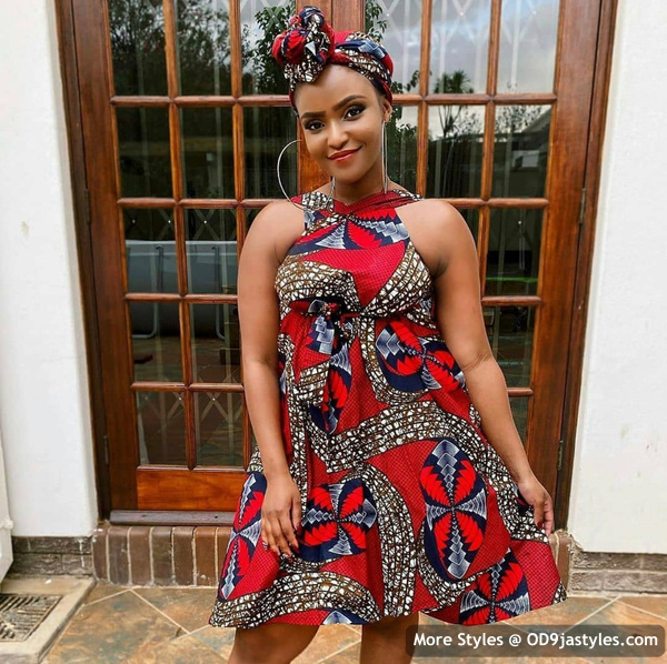 Well Made Ankara Dresses well made ankara dresses - Well Made Ankara Dresses 39 - 45 IMAGES: Well Made Ankara Dresses That Will Inspire You – African Fashion Outfits