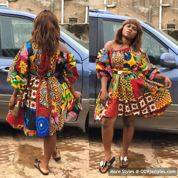Well Made Ankara Dresses well made ankara dresses - Well Made Ankara Dresses 4 - 45 IMAGES: Well Made Ankara Dresses That Will Inspire You – African Fashion Outfits