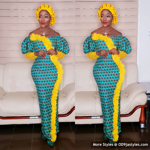 Well Made Ankara Dresses well made ankara dresses - Well Made Ankara Dresses 5 - 45 IMAGES: Well Made Ankara Dresses That Will Inspire You – African Fashion Outfits