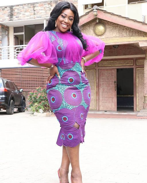 2019 Best of Latest Ankara Short Gown Styles For Women:100 styles of Designs To Check | Correct Kid