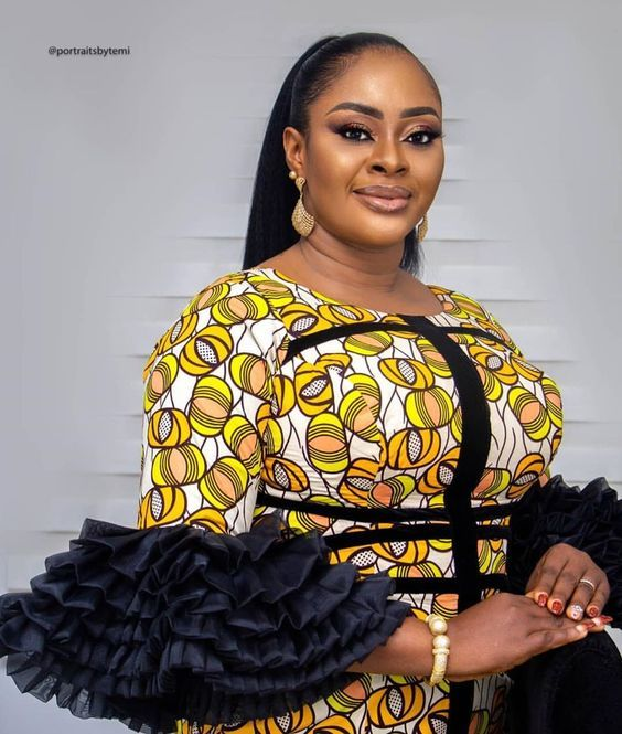 African Fashion Dress: Beautiful Collection Of African Dresses - Dabonke : Nigeria Latest Gist and Fashion 2019