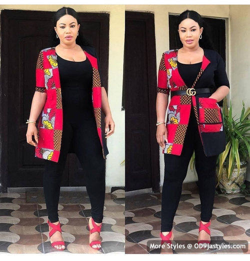 latest african print styles 30 Styles: African Print Styles 2020 – Latest Fashion Trends For Cute Ladies