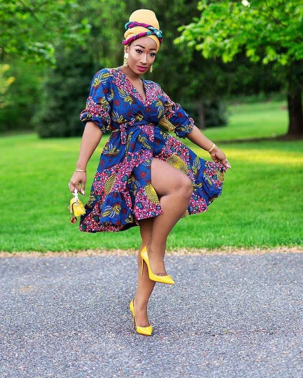 Ankara Styles for Teenagers 25 Pictures – Short Gown Ankara Styles for Teenagers