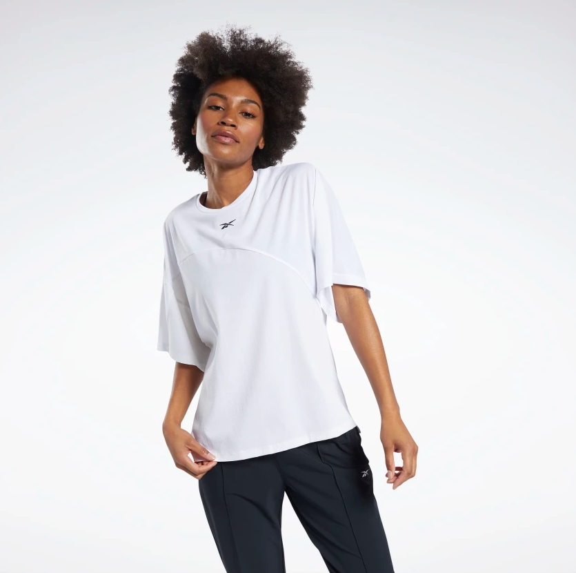 reebok fabrix mix tshirt Reebok's 60% Off Sale Is The Motivation I Need To Workout RN