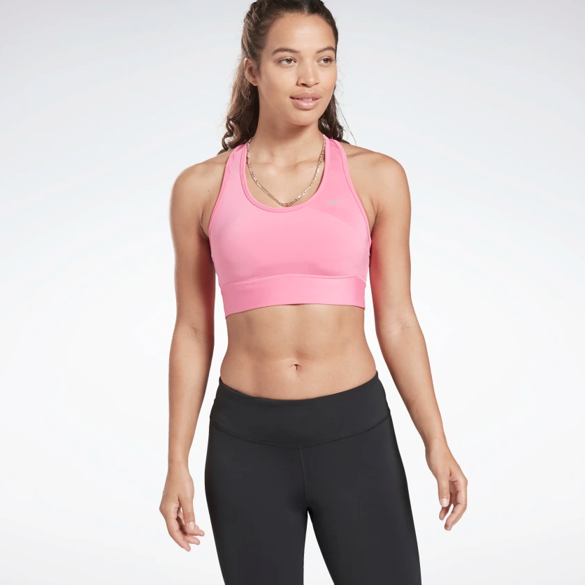 reebok running bra Reebok's 60% Off Sale Is The Motivation I Need To Workout RN