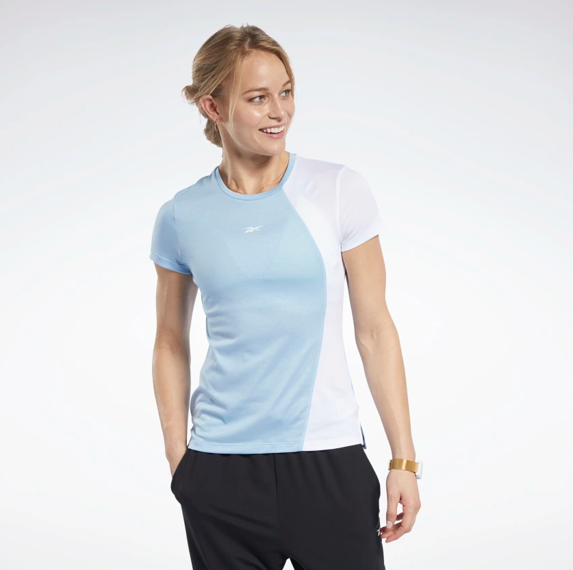 reebok smartvent tee Reebok's 60% Off Sale Is The Motivation I Need To Workout RN
