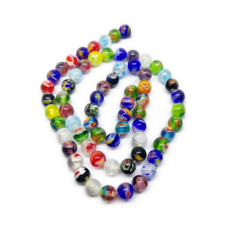 colorful glass beads - Nigerian Beads to Spice Up Your Native Wears