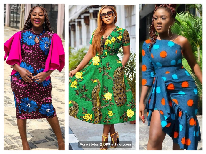 Ankara Styles For Ladies 2020 Stylish And Creative Fashion Designs Fashion Style Nigeria