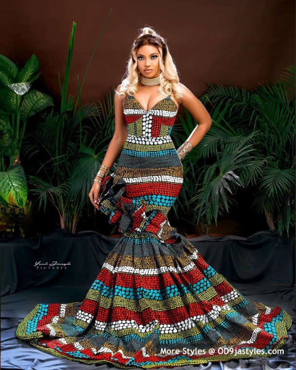 Latest Ankara Gown Styles 2020 Latest Ankara Gown Styles 2020 (40 Pictures)