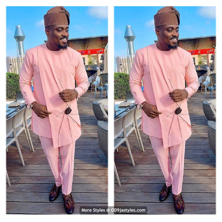 Latest Traditional Wear Designs For Men Fashion Style Nigeria