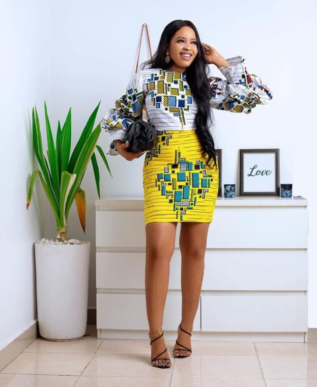 Stylish Ankara Gowns Stylish Ankara Gowns For Women – Fashion And Styles 2020