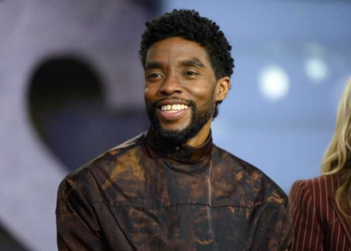 """Hollywood actor, Chadwick Boseman, who played King T'Challa in the 2018 American superhero movie, """"Black Panther,"""" is dead, aged 43."""