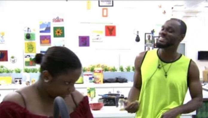 Big Brother Naija 2020 housemate, Prince, has revealed that he and Dorothy will be in the Lockdown house till the final day.