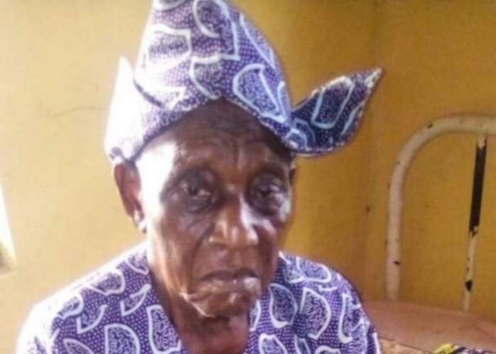 Veteran Nollywood actor, Yekini Oyedele, professionally known as Baba Legba, is dead.