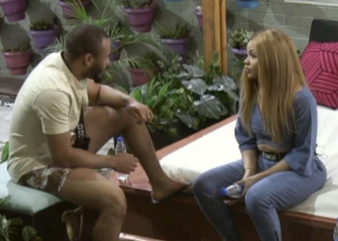 Big Brother Naija housemate Trikytee has warned Ozo and Nengi over their relationship in the house.