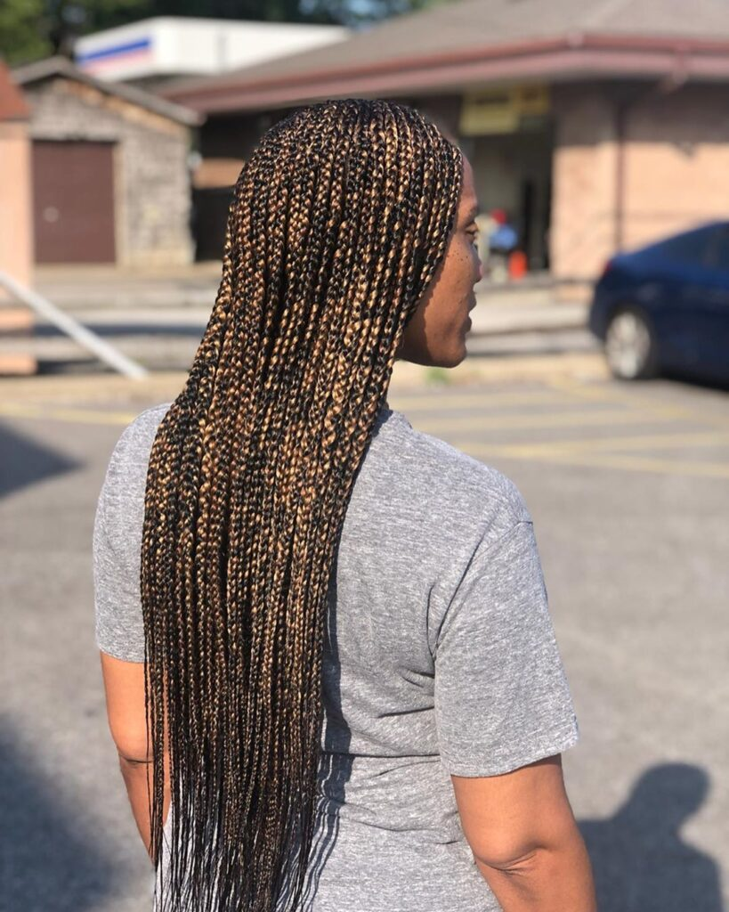 2020 Best Braids Hairstyles:100 Unique black braided hairstyles for women to try in 2020