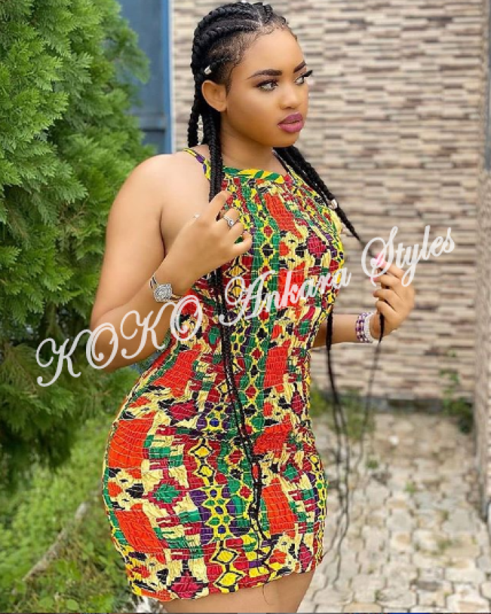 6 Smokin' Hot Ankara Styles You Should Rock