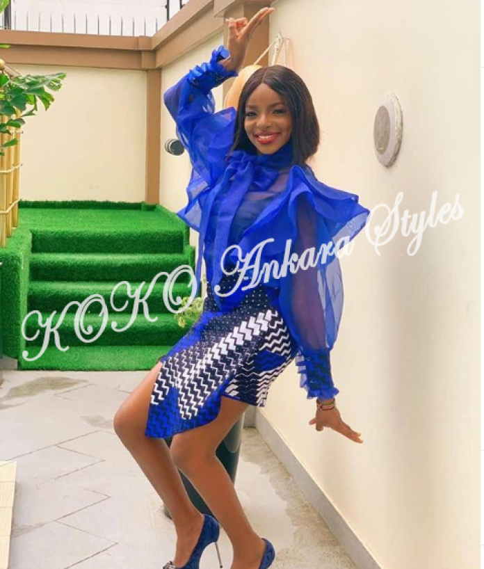 10 Perfect Ways To Rock Ankara Styles As The Chic Boss Lady