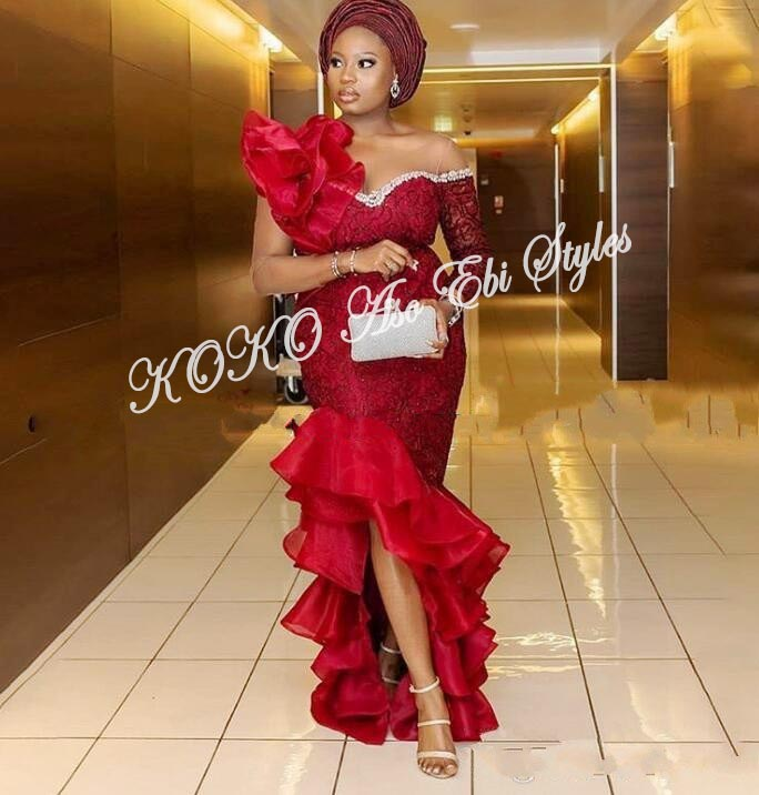 Chic And Classy Aso Ebi Styles
