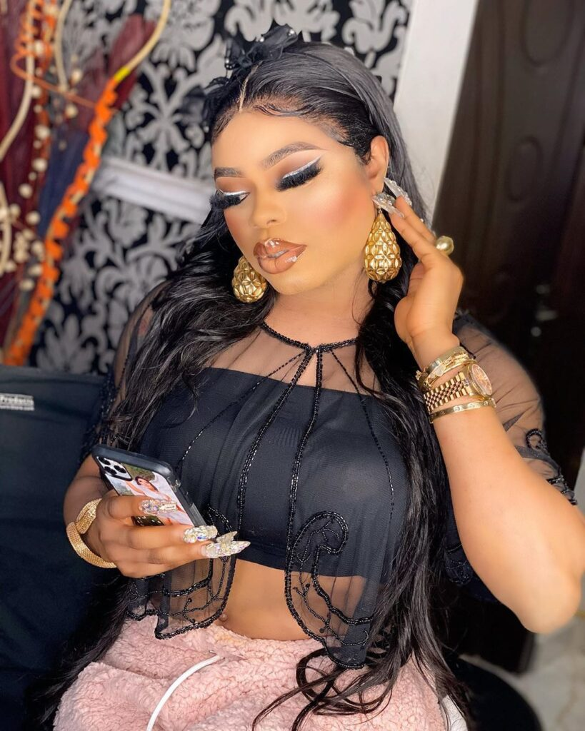 Stop Opening Your Legs To Useless Men - Bobrisky Advices Ladies
