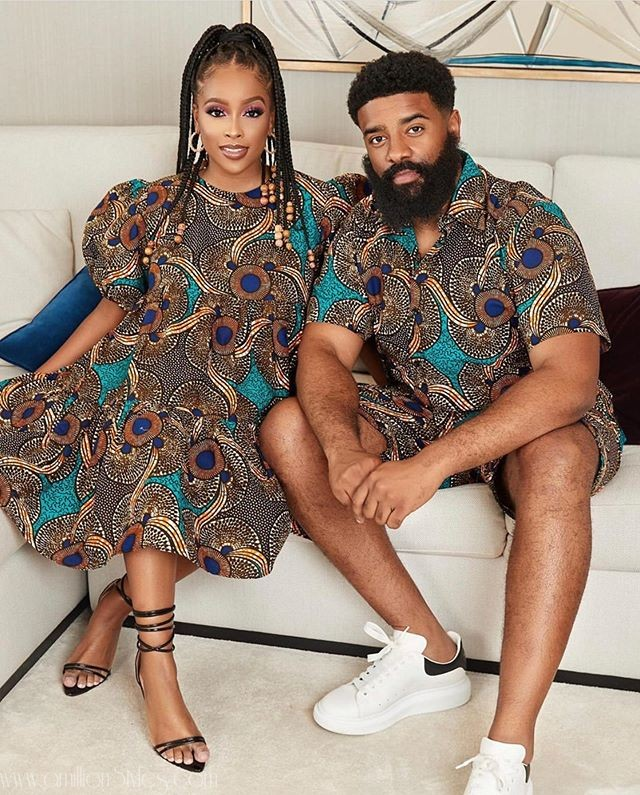 These Men Are Perfectly Styled With Their Women
