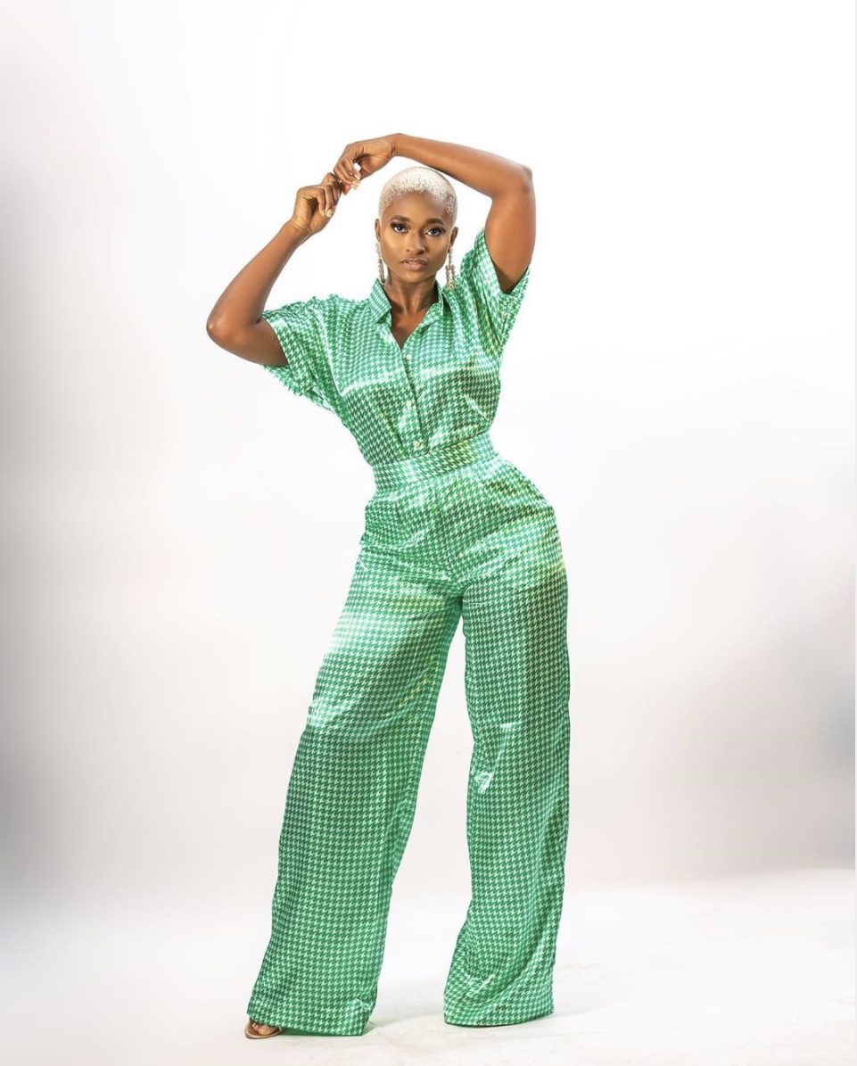 green co ord set stylerave