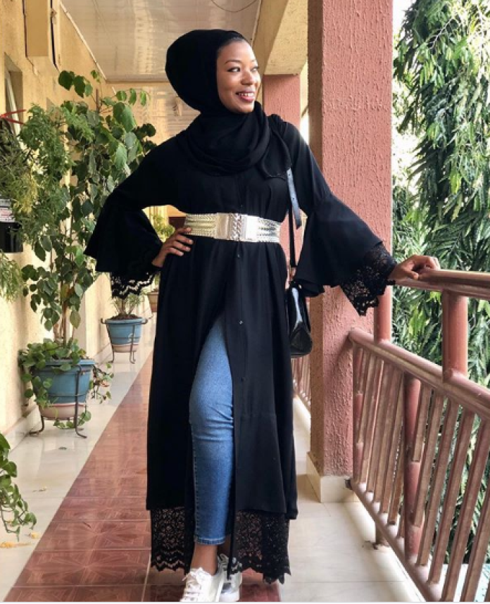 Jamila Lawal Is The TV Girl That Understands Modest Fashion Goals