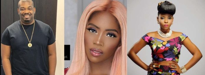 DSS Invites Tiwa Savage, Don Jazzy &Yemi Alade Over Social Media Posts Against The Buhari Administration