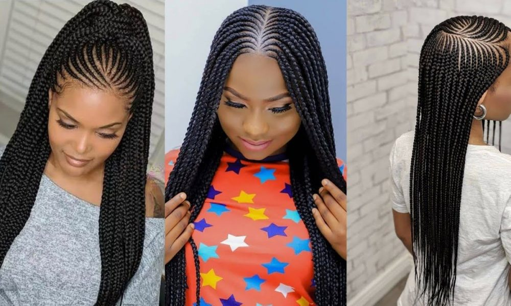 Latest 2020 Ghana Weaving Hairstyles For Ladies Fashion Style Nigeria
