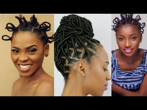 The Best Protective Hairstyles African Threading For Streching Natural Hair Without Heat By Dubem Fashion Style Nigeria