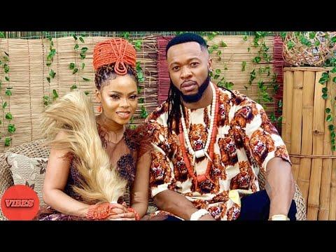 Flavour And His Wife Chidinma Traditional Marriage! BEST