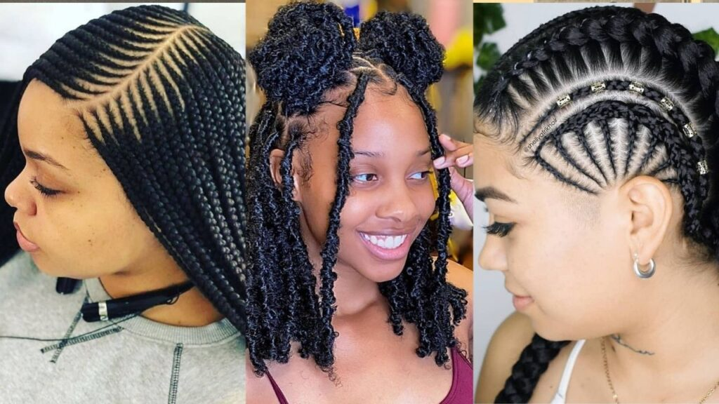 Latest Stylish And Eye Popping Ghana Weaving Hair Styles For Ladies Fashionstyle Ng Fashion Style Nigeria