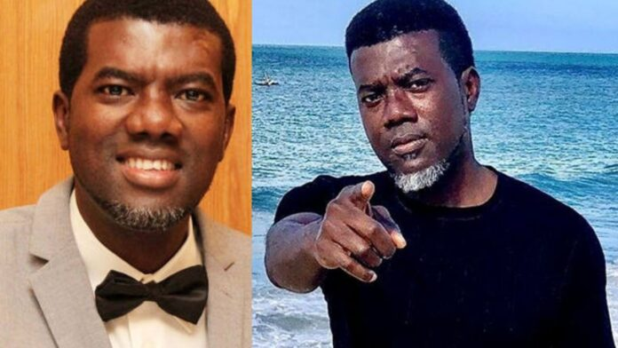 """""""Only A Beggar Accuses Others Of Being Stingy, Being A Girlfriend Is Neither A Job Or A Business""""-Reno Omokri"""