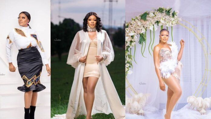 Actress,Eve Esin Shares Stunning Photos Of Herself As She Celebrates Her 34th Birthday