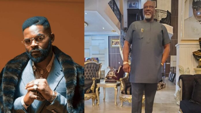 """""""Don't Pretend To Be One Of Us,We Are Coming After You People Too Soon""""Falz Blast Dino Melaye After He Support The #EndSars Protest"""