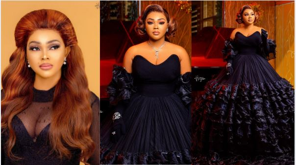Nollywood Actress, Mercy Aigbe Celebrates as she turn 42nd (photos)
